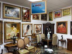 Vendor Displays, Antique Art, Square Feet, Home Goods, Contemporary Art, Gallery Wall, Indoor, Antiques, Home Decor