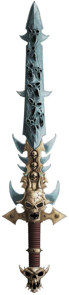 holow, espada do sofrimento, destrói a mente de seu usuário, se alimentando de seus piores sentimentos
