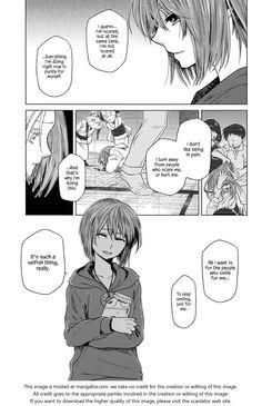 Mahou Tsukai no Yome 22: A contented mind is a perpetual feast. at MangaFox.me