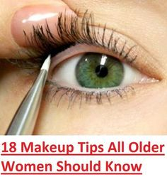 18 Makeup Tips All Older Women Should Know