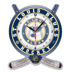 NHL St. Louis Blues CLOCKS
