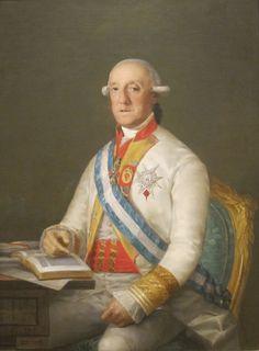 Vicente María de Vera de Aragón Ladrón de Guevara y Enríquez de Navarra, 1er Duque de La Roca