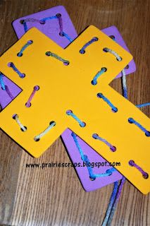 Prairie Scraps: MOPS Craft Project - Activity Bags
