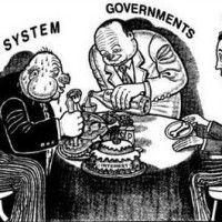È davvero uno strano, strano circolo che lascia intendere la verità tremenda: la nostra economia è allo sfascio completo