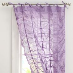 Find teen window treatments and more window coverings at Pottery Barn Teen. Shop a variety of window treatments and hardware perfect for teens. Teen Curtains, Bedroom Drapes, Blackout Curtains, Panel Curtains, Master Bedroom, Window Coverings, Window Treatments, Lilac Bedroom, Teen Girl Rooms