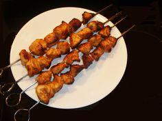 Tsire Chicken Kebabs   www.AfrikozSpices.com.au