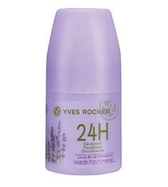 Eficacia Comproda. Desodorante con Lavandín de Provence 24 H.