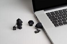 USB Stick Darth Vader 8GB Star Wars Clone 3D Figur :: ztyle – Außergewöhnliche Geschenk-Ideen und Gadgets