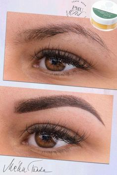 Permanent eyebrows with hair stroke and Ombré shaded techniques. Check the gall… Permanent eyebrows with hair stroke and Ombré shaded techniques. Check the gall…,Makeup Katten Permanent eyebrows with hair stroke and Ombré shaded techniques. Mircoblading Eyebrows, Tweezing Eyebrows, Permanent Makeup Eyebrows, Threading Eyebrows, Eyebrow Makeup, Tattoo Eyebrows, Eyebrow Pencil, Hair Stroke Eyebrows, Permanent Eyebrow Tattoo
