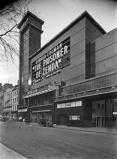 Odeon Cinema, Leicester Square, Westminster, London