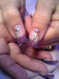 Nails by Tina Panariello by theworldofnails - Nail Art Gallery nailartgallery.nailsmag.com by Nails Magazine www.nailsmag.com #nailart