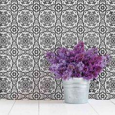2-Cement-tile-backsplash-stehcils-stenciled-tiles