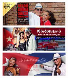 Salsa órák hétfőnként www.salsatropical.hu
