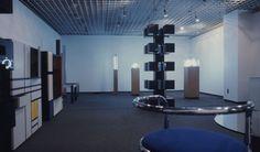 """第173回デザインギャラリー1953「倉俣史朗・思索への試作」展 ( No. 173 Design Gallery 1953 """"Experiment Work"""" Exhibition ), Design Gallery 1953 Matsuya Ginza, Organization: Japan Design Committee, Director: Kenji Ito, September 19 - October 8, 1975"""