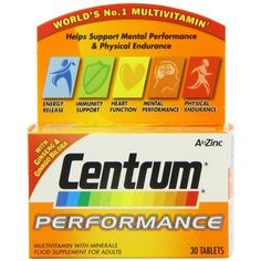 Centrum Performance 30 Tablets By Herbal Medicos FREE HOME DELIVERY ANY WHERE IN PAKISTAN CALL/WHATSAPP : 03353147334 DELIVERY TIME 01 TO 02 DAYS FOR BOOKING NOW VISIT : www.herbalmedicos.com