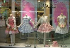 I'm not really into the harajuku style, but I think I'd have to take a peak in this tore in Tokyo. How fun!