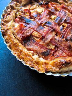 mehlstaubundofenduft // Apple-Bacon-Pie