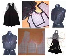 Sewing classes - HelikaStyle: Dresses. So here we sew sarafan. Do not know proper English name of this dress - it is kind of dress without sleeves  you wear on shirts.