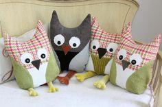 An Owl Friend Tutorial