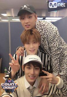 Winwin Jaehyun and Haechan