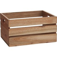 eucalyptus small storage box