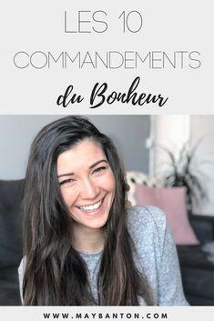 Les 10 commandements du bonheur