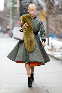 "Street Style из моей ""копилки"" (трафик) / Street Style / ВТОРАЯ УЛИЦА"