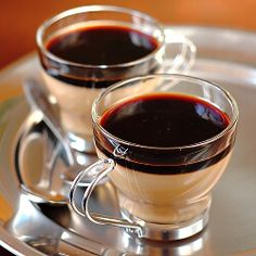 Delicious Coffee Pannacotta Recipe