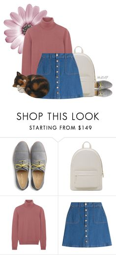 """14/4/17"" by yoyoyoyogangsterbobcat on Polyvore featuring Cole Haan, PB 0110, Bottega Veneta and HUGO"
