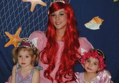 We bring the party right to you!  What age group is Ever After Princess Parties best suited for? Princess Party, Ever After, Ariel, Ronald Mcdonald, Birthday Parties, Pictures, The Vow, Anniversary Parties, Photos