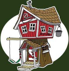 Tree Houses by Daniels Wood Land, Inc. - Playhouses