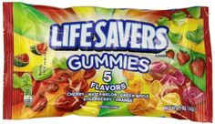 Lifesavers Gummies, Five Flavor, 13 Oz Life Savers http://www.amazon.com/dp/B00IDQX398/ref=cm_sw_r_pi_dp_tsyQtb0RQVPZMM6F