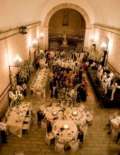 amazing reception venue for intimate party