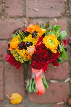 Ruffled® | Picture 91721 « Page 4 « Burgundy Wedding Flower Guide