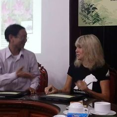 BREAKING NEWS: #AnimalsAsia founder Dr Jill Robinson and Dr Tran Van Ban, Chairman of the Vietnamese Traditional Medicine Association shake on a historic agreement to end bear bile use in Vietnam by 2020. More news via our website soon.