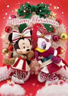 Cute Minnie & Daisy!!!