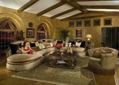 beautiful Italian living room