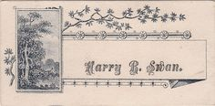 「visiting card victorian」の画像検索結果