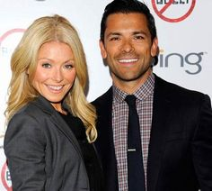 Kelly Ripa and Mark Consuelos | 15 Top Power Couples Who Work Together
