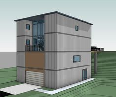 Container Houses: April 2010
