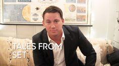 """Tales from Set: Channing Tatum on """"Magic Mike XXL"""""""