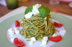 Bärlauch Pesto   Madame Cuisine