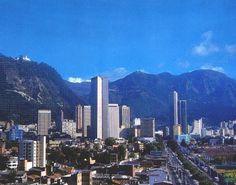Vista del centro - Bogotá