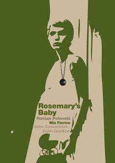 o bebe de rosemary posters - Pesquisa Google