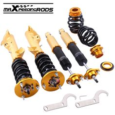 NEW Coilovers for BMW 3 Series E36 M3 316 318 320 323 325 328 Coilover Suspension Coupe Sedan Wagon  318tds 325td 325tds 90-1998 #Affiliate