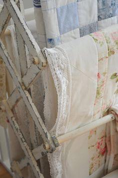 Clean linen.