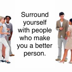 You are the average of your 5 closest friends!