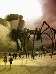 Guggenheim Museum, Bilbao | Spain (by Juan Rodríguez)
