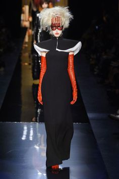 Jean Paul Gaultier Haute Couture F/W 2014-2015 Glam Punk Witches