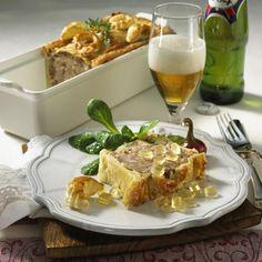 Unser beliebtes Rezept für Münstertaler Fleisch-Pastete und mehr als 55.000 weitere kostenlose Rezepte auf LECKER.de.